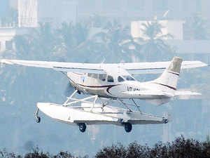 Seaplane services to start at six places: Govt