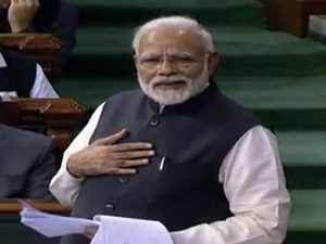 55 years vs 55 months: PM Modi attacks Congress and lays down his govt's achievements in LS