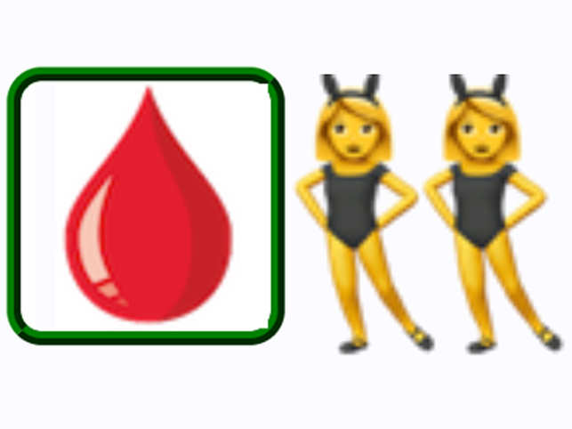 Breaking the taboo: New period emoji will make menstruation discussions fun with your girls