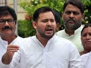 SC dismisses Tejashwi Yadav's plea against the Bihar govt's decision