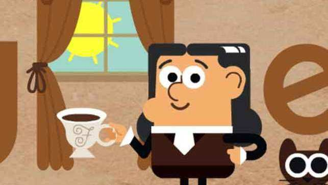 Friedlieb Ferdinand Runge: Google Doodle honours German 'coffee' chemist on 225th birth anniversary