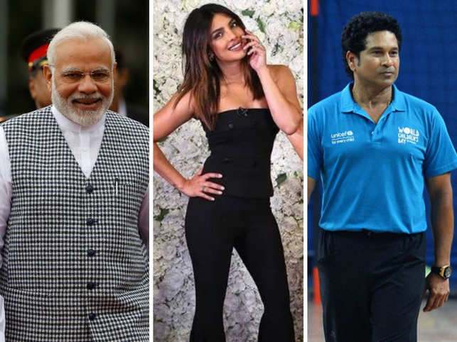 To have a statue at the Madame Tussauds Wax Museum is akin to immortality. The museum, which honours great personalities by creating life-like wax statues of them, is home to a several prominent Indians. From B-town celebs to sports stars and politicians, the list is growing at a quick pace.Here's a look at Indian personalities who've joined international stars and made the museum home.