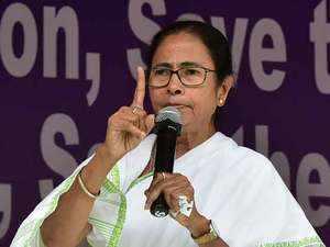 Modi becomes 'chai wala' during polls, 'Rafale wala' post-polls: Mamata Banerjee