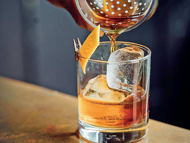 London falling for whisky: Bartenders and distillers on full swing