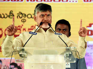 Naidu drags Modi's wife name for comments on son Lokesh