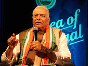 """Yashwant Sinha claims economical data being """"manipulated"""" by BJP govt"""