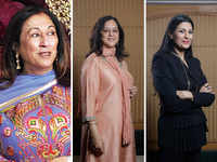 ET Women's Forum: Kiran Nadar, Rohini Nilekani, Dipali Goenka battled sexism, prejudice to stay on top