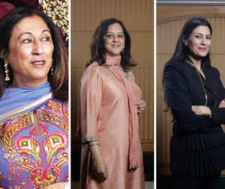 Kiran Nadar, Rohini Nilekani, Dipali Goenka battled sexism, prejudice to stay on top