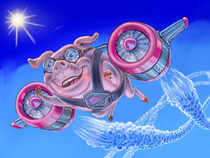 pig getty