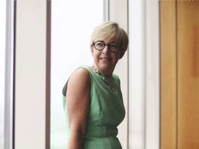 CBE awardee Brenda Trenowden, Global Chair at 30% Club
