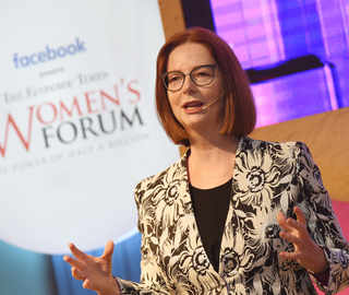 ET Women's Forum: Family & school helped Julia Gillard nurse PM ambitions