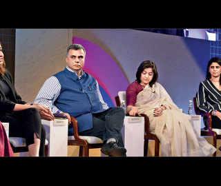 ET Women's Forum: 'She-preneurs ask for more permission, men for more forgiveness'