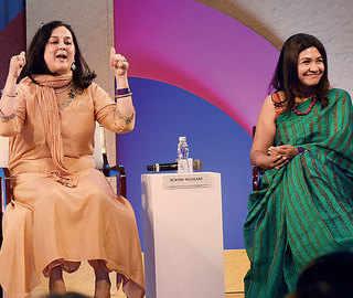 ET Women's Forum: For Rohini Nilekani & Vidya Shah, philanthropy isn't a 'hobby'