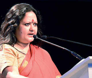 ET Women's Forum: Ankhi Das asks women to see themselves as economic assets