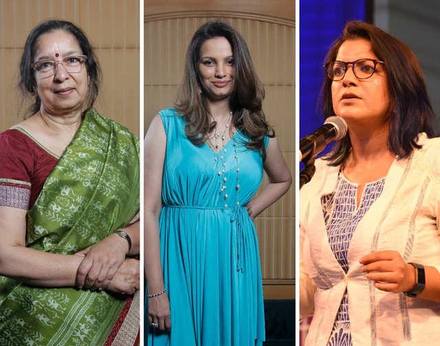 ET Women's Forum: Shikha Sharma, Diana Hayden Reveal How To Prioritise Oneself