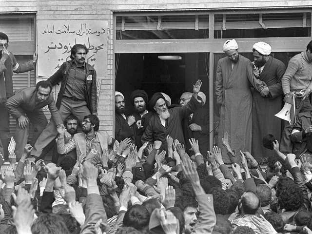 Khomeini's kind of ruling