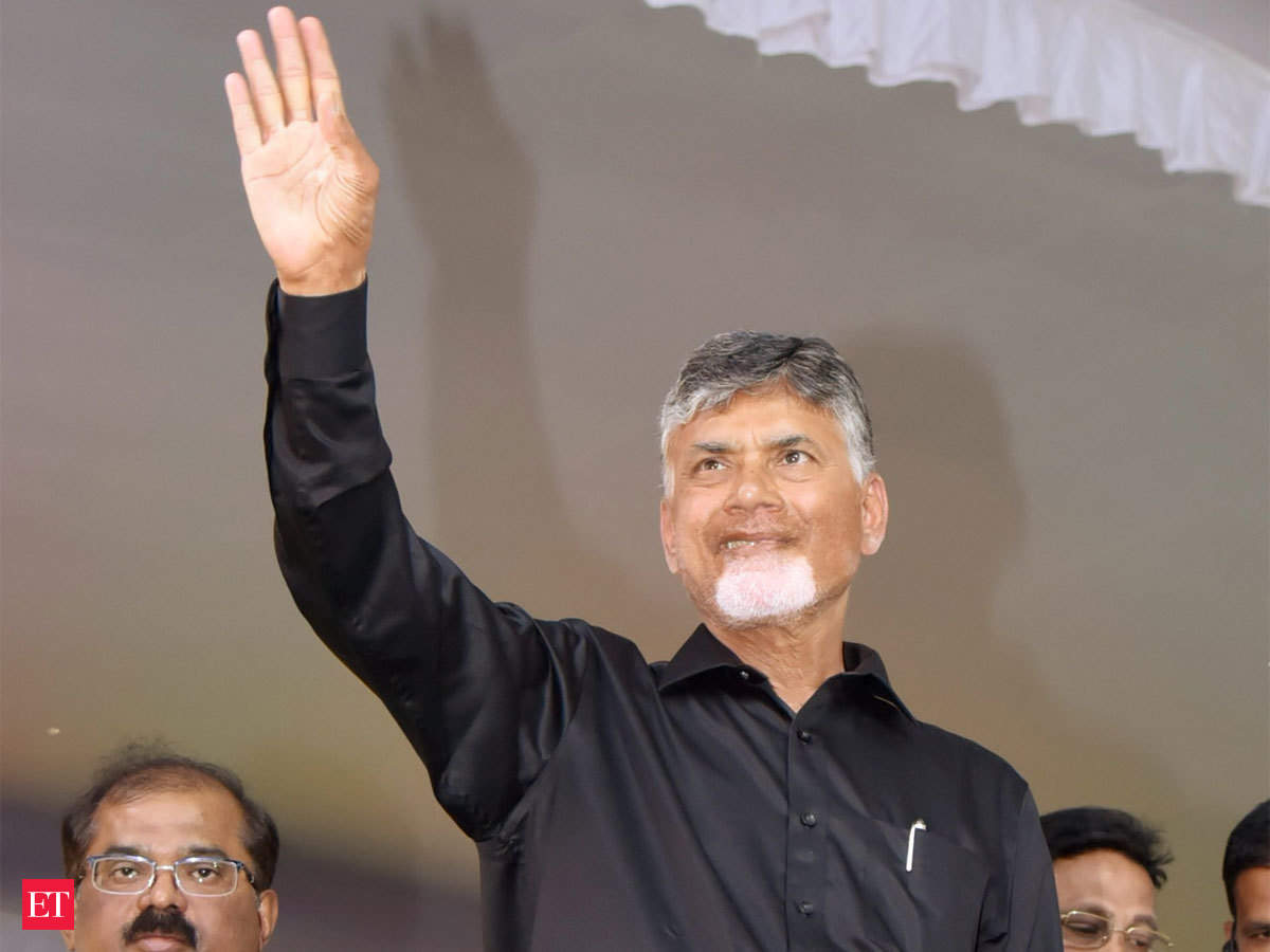 TDP: Chandrababu Naidu: 'CEO' CM who superseded his famous