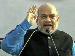 Naidu broke people's trust, his delusional politics about to end: Amit Shah