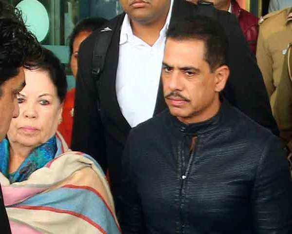 Bikaner Land Case Robert Vadra Mother To Appear Before Ed In
