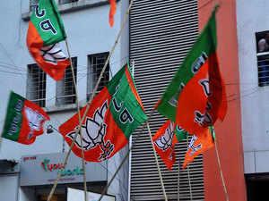 BJP-agencies