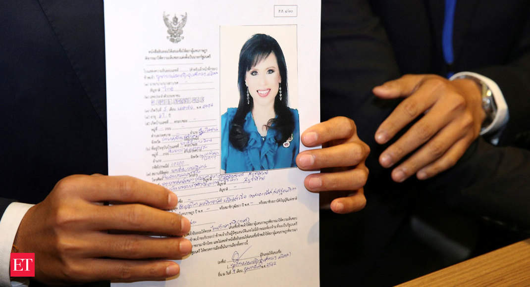 Thai election panel disqualifies King's sister as PM candidate