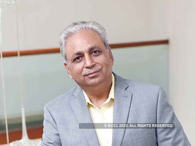 CP Gurnani, CEO of Tech Mahindra