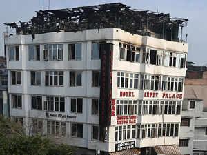 17 people killed in Delhi's Karol Bagh hotel fire