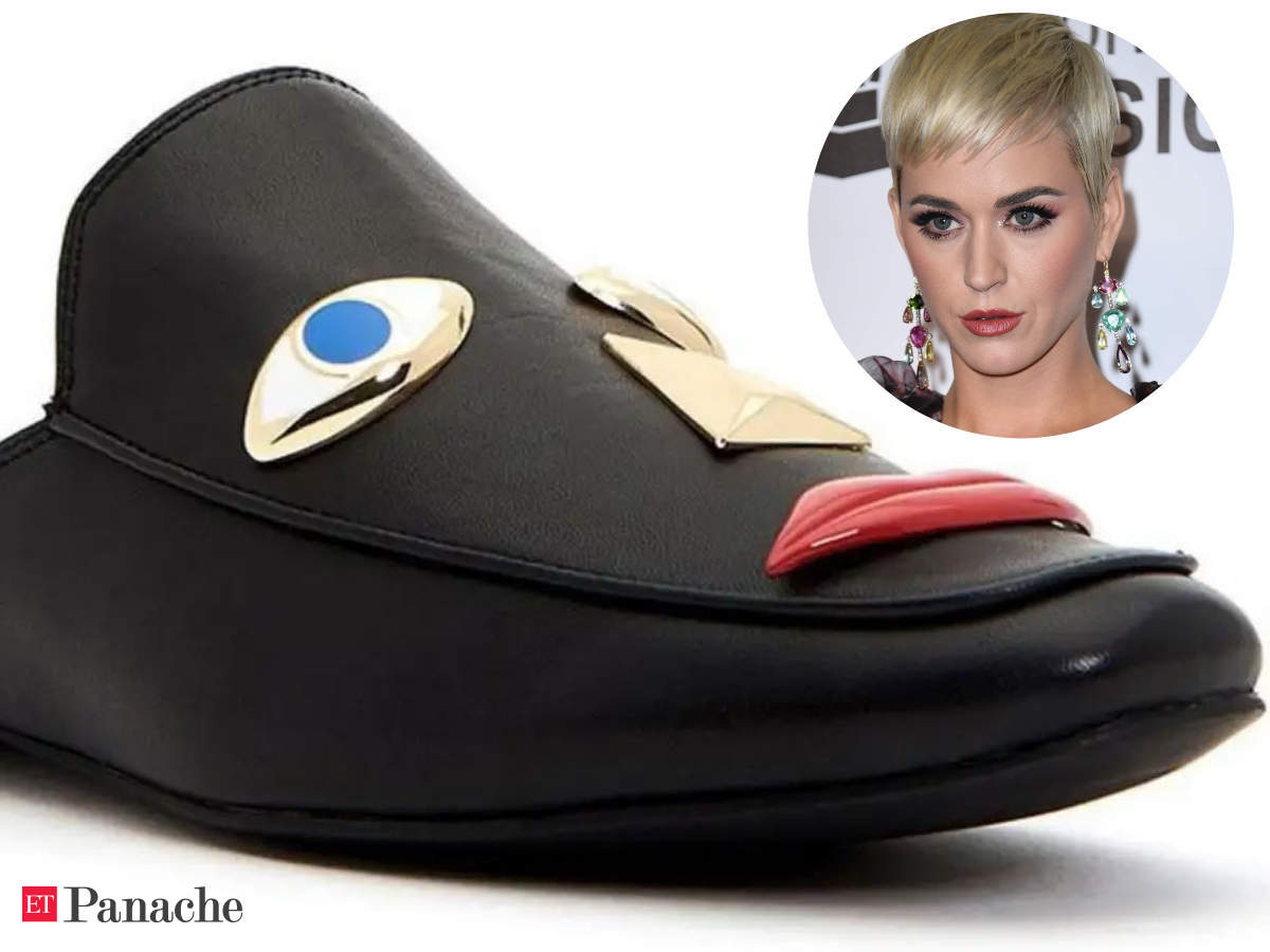 b5a8d2e96 Katy Perry criticised for racist  blackface  shoes  online retailers pull  designs