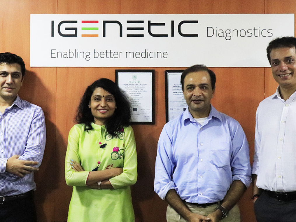 iGenetic tests a new diagnostics model to stand out from the crowd. But it will need generous doses of capital to scale.