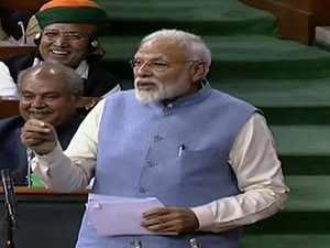 PM Modi again takes dig at Rahul Gandhi's infamous hug and wink act in Lok Sabha