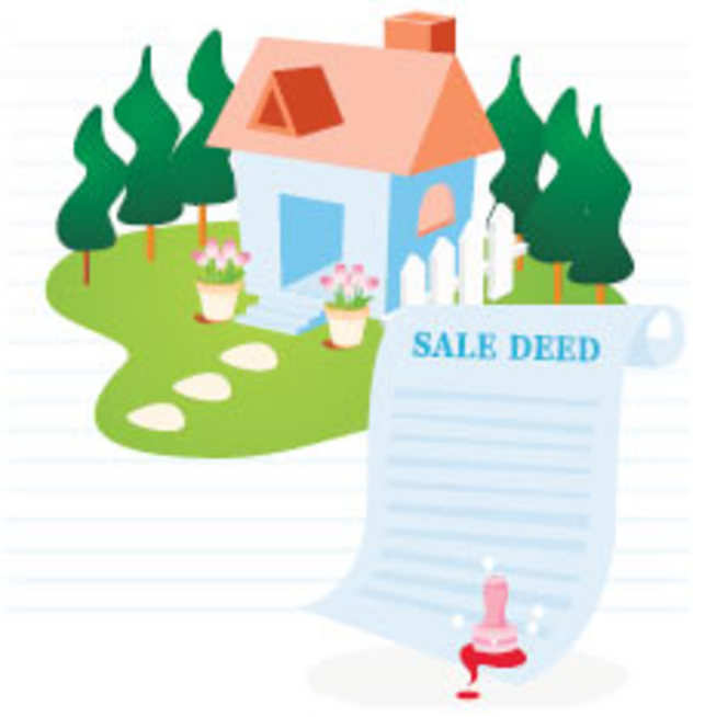 Agreement To Sell Precedes Sale Deed The Economic Times