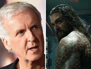 James Cameron in awe of 'Aquaman', says he couldn't have made a film like that