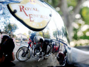 Royal Enfield factory workers begin striking again