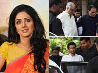 Sridevi's death anniversary: Boney, Anil Kapoor hold 'puja' at her Chennai home