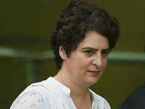 Priyanka Gandhi cancels press meet after Pulwama attack, observes 2-min silence for martyrs