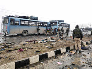 Pulwama terror attack: Around 40 CRPF jawans killed, death toll likely to rise