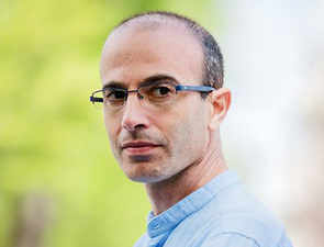 No price tag on data, it's far more valuable than iron today: Yuval Noah Harari