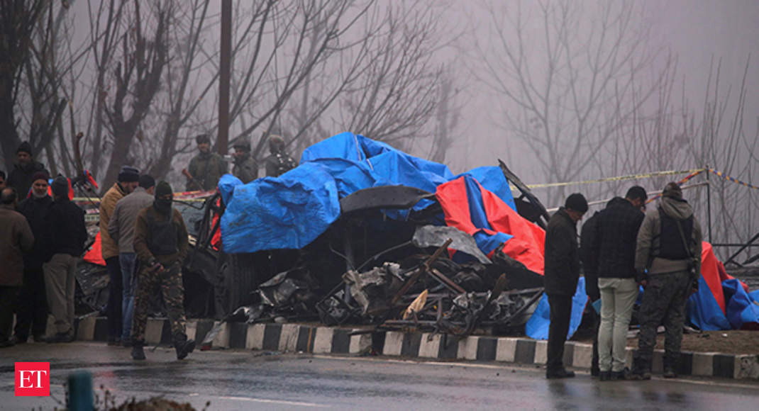 Pulwama Terror Attack: Here's all you need to know