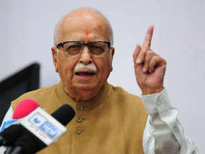 It's attack on India, entire nation should unitedly stand behind govt: Advani on Pulwama attack