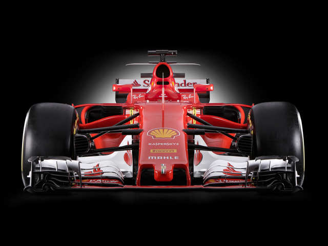Ferrari unveils new F1 car with 'state of the art technology' to challenge Mercedes