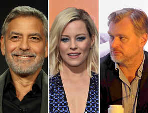 Clooney, Elizabeth Banks, Nolan pen open letter, urge Academy to reverse decision of giving 4 Oscars off-air