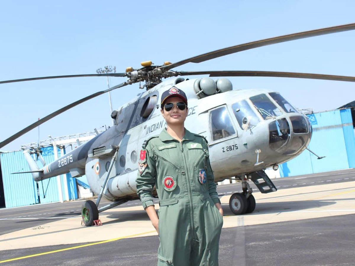Indian Air Force gets its first woman flight engineer - The Economic