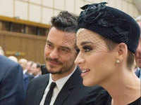 They're engaged! It was a happy Valentine's Day for Katy Perry, Orlando Bloom