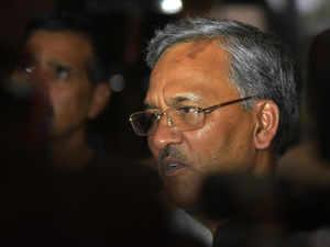 Uttarakhand CM Rawat pays tribute to slain CRPF jawan in Dehradun