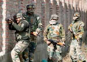 Army officer martyred in an explosion in J&K's Rajouri sector