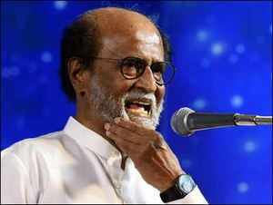 Actor turned politician, Rajinikanth says his party will not contest the upcoming general elections