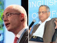 The Cornell connect: What Tata Tech boss has in common with Narayana Murthy