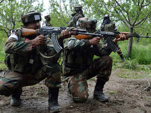 Four Army personnel martyred in Jammu and Kashmir's Pulwama