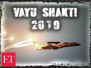 Vayu Shakti 2019: IAF demonstrates capability for short notice missions with pinpoint accuracy