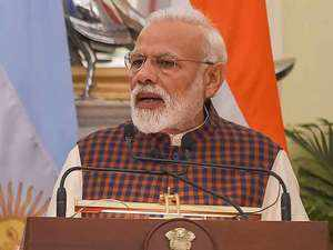 Terrorist attack in Pulwama proves time for talks have passed, says PM Modi